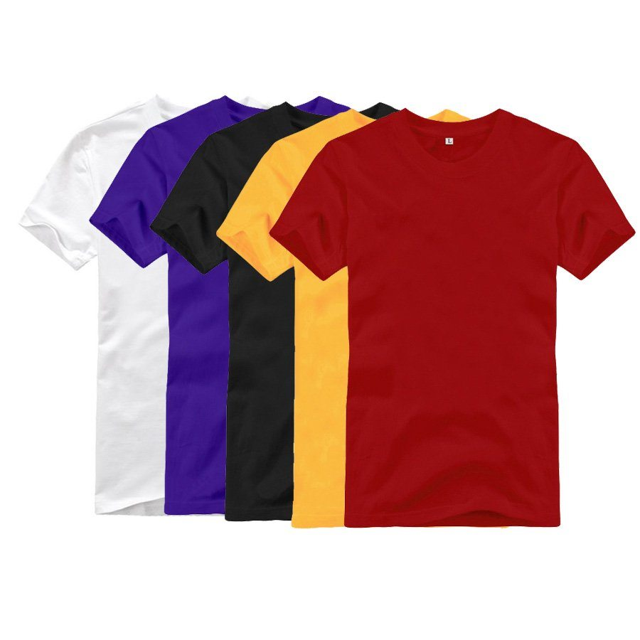 for One color t shirt